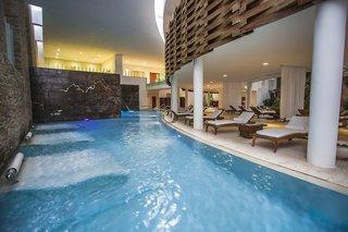 Hotel Grand Velas Riviera Maya Hallenbad