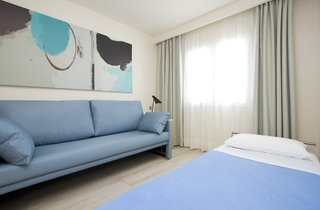 Hotel Aqua Suites Wohnbeispiel