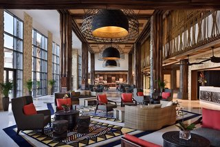 Hotel Lapita - Dubai Parks & Resorts - Autograph Collection Lounge/Empfang