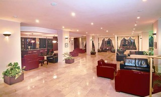 Hotel Anitas Beach Hotel Lounge/Empfang