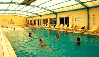 Hotel Altin Yunus Resort & Thermal Hotel Hallenbad