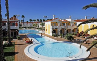 Hotel Bungalows Cordial Green Golf Pool