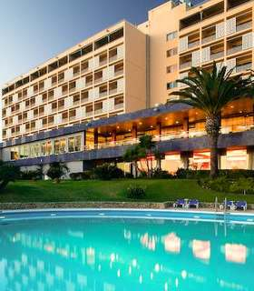 Hotel Algarve Casino Pool