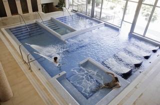 Hotel ARTIEM Audax - Erwachsenenhotel Hallenbad