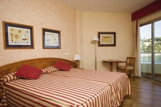 Hotel ARTIEM Audax - Erwachsenenhotel Wohnbeispiel