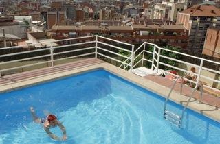 Hotel Catalonia Atenas Pool