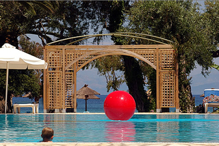 Hotel Delfinia Pool