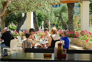 Hotel Delfinia Terasse