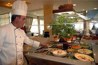 Hotel Delfinia Restaurant