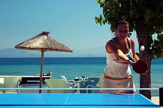Hotel Delfinia Sport und Freizeit