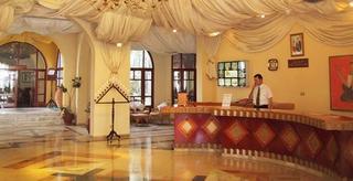 Hotel Cesar Thalasso - Erwachsenenhotel Lounge/Empfang