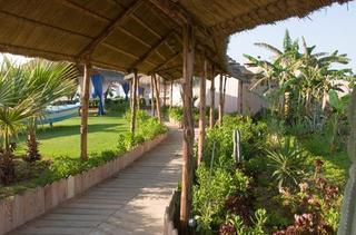 Hotel Alhambra Thalasso Garten