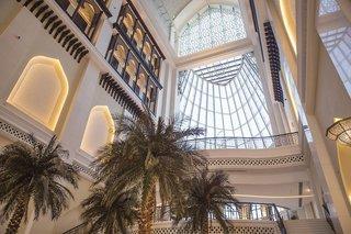 Hotel Bab al Qasr Hotel & Residence Lounge/Empfang