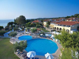 Hotel Acrotel Elea Beach Außenaufnahme