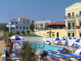 Hotel Camari Garden Hotel Apartments Pool