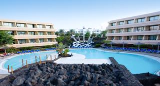 Hotel Hesperia Lanzarote Playa Dorada Außenaufnahme