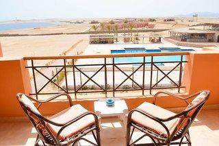 Hotel VIVA BLUE Resort & Diving Sports - Erwachsenenhotel Wohnbeispiel