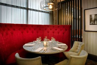 Hotel DoubleTree by Hilton Glasgow Central Restaurant