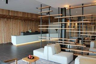 Hotel Pedras do Mar Resort & Spa Lounge/Empfang
