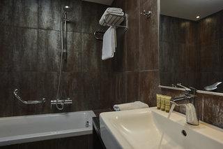 Hotel Ammos Resort Badezimmer