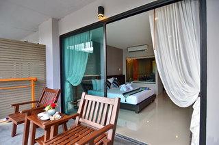 Hotel Chaweng Noi Pool Villa Wohnbeispiel