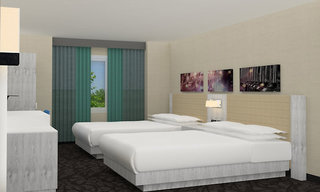 Hotel DoubleTree by Hilton Hotel New York - Times Square West Wohnbeispiel