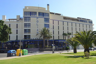 Hotel Hotel New Folias Außenaufnahme