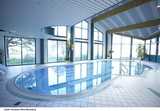 Hotel Werrapark Resort Hotel Heubacher Höhe Hallenbad