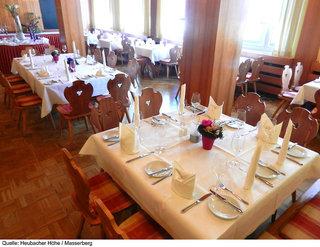 Hotel Werrapark Resort Hotel Heubacher Höhe Restaurant
