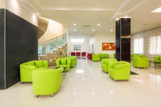 Hotel Grand Blue Beach Hotel Lounge/Empfang