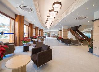 Hotel HL Suitehotel Playa Del Ingles - Erwachsenenhotel Lounge/Empfang