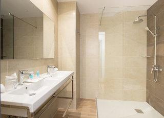 Hotel HL Suitehotel Playa Del Ingles - Erwachsenenhotel Badezimmer