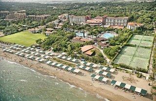 Hotel Belconti Resort Luftaufnahme