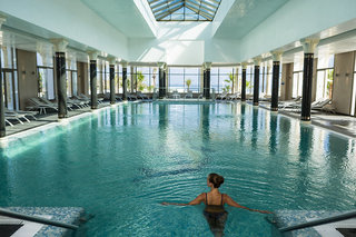 Hotel Concorde Green Park Palace Hallenbad