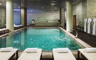 Hotel H10 Marina Barcelona Hallenbad
