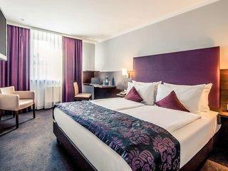 Hotel Mercure Frankfurt City Messe Wohnbeispiel