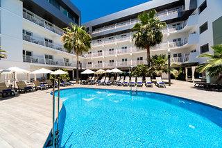 Hotel Barcelo Hamilton Menorca - Erwachsenenhotel Pool