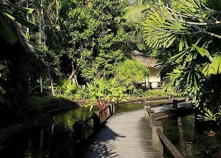 Hotel Centara Tropicana Koh Chang Resort & Spa Garten