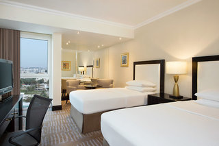 Hotel Radisson Blu Hotel & Resort Abu Dhabi Corniche Wohnbeispiel