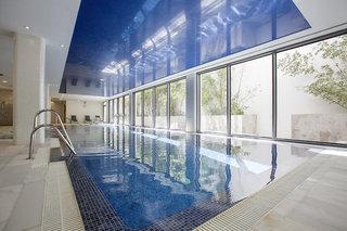 Hotel Hipotels Gran Conil Hotel & Spa Hallenbad