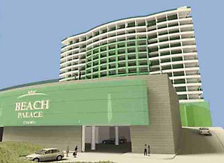 Hotel Beach Palace Resort Außenaufnahme