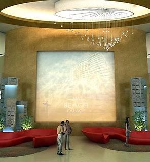 Hotel Beach Palace Resort Lounge/Empfang