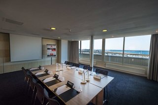 Hotel Apollo Hotel Ijmuiden Seaport Beach Konferenzraum