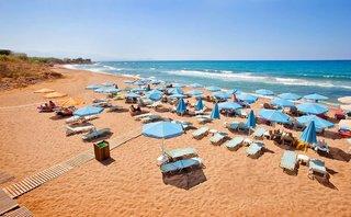 Hotel Dedalos Beach Strand