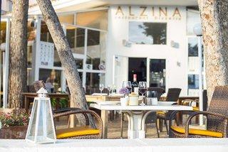 Hotel Hostal Alcina Terasse