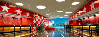 Hotel Disney´s All Star Music Resort Lounge/Empfang