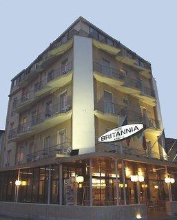 Hotel Britannia Außenaufnahme