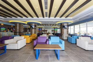 Hotel Orange County Alanya Resort Hotel Lounge/Empfang