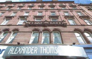 Hotel Alexander Thomson Außenaufnahme