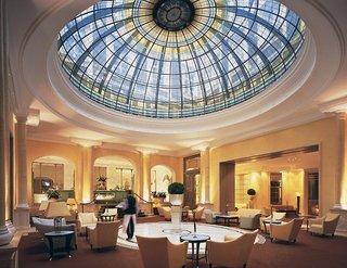Hotel Bayerischer Hof München Lounge/Empfang